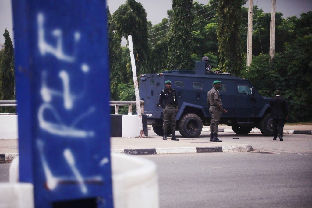 8 killed including journalist and deputy police chief during Shi'ites protest in Nigeria