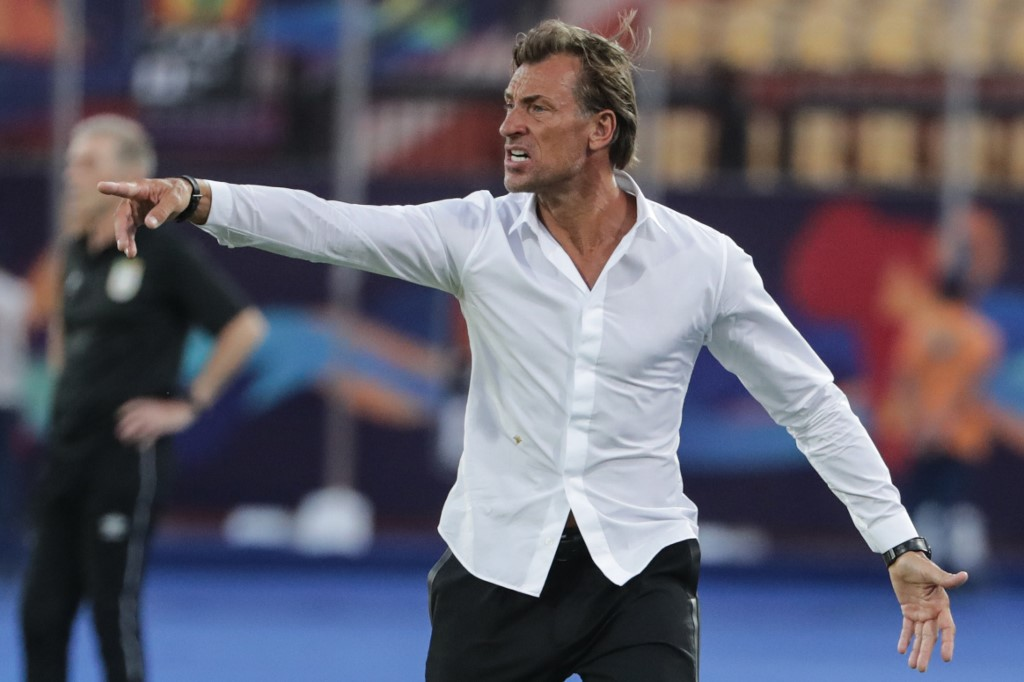 Herve Renard resigns from Morocco coaching job after AFCON flop