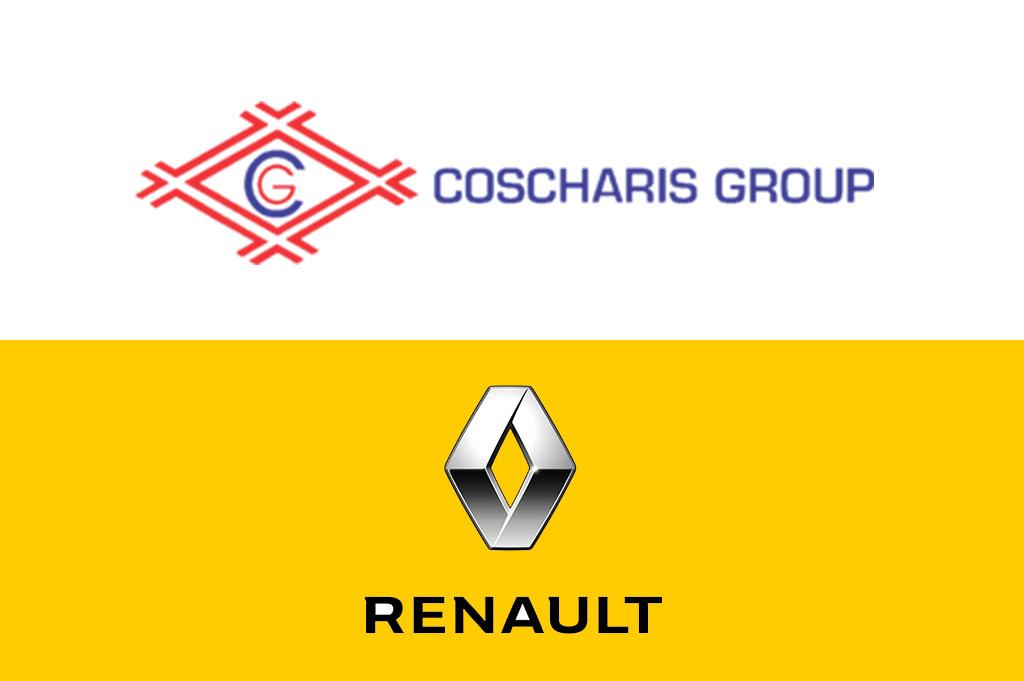 Coscharis & Renault form partnership