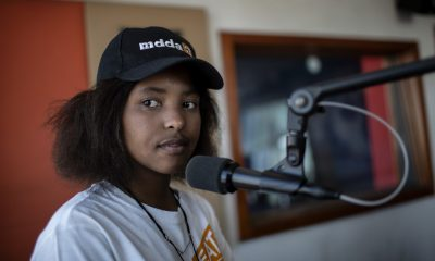 How South African teens are using radio to fight gun-related crimes