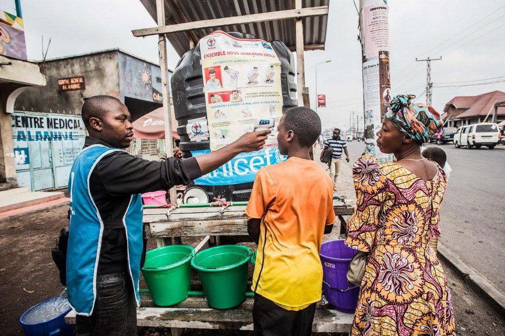 DR Congo's Goma city records second Ebola death