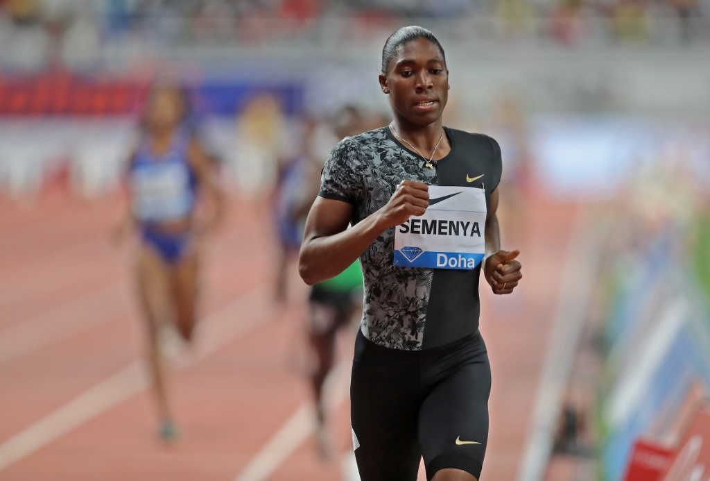 Semenya to miss Doha championships after Swiss court ruling