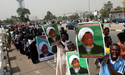 Nigerian government bans Shi'ite group following deadly clashes with police