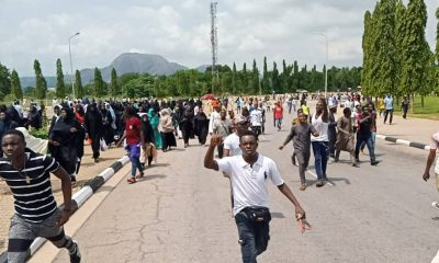 Shiite protest in Nigeria turns violent, National Assembly overrun