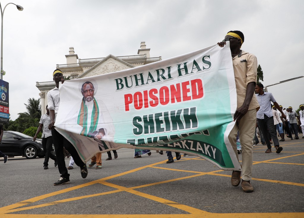 Shiites resume protest in Abuja after deadly clash with police