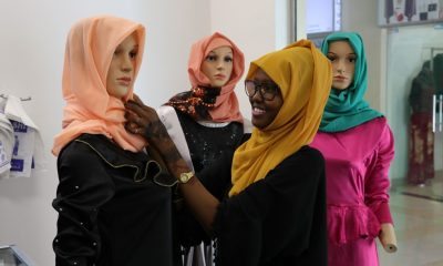 Somali's game-changing local fashion industry comes to life