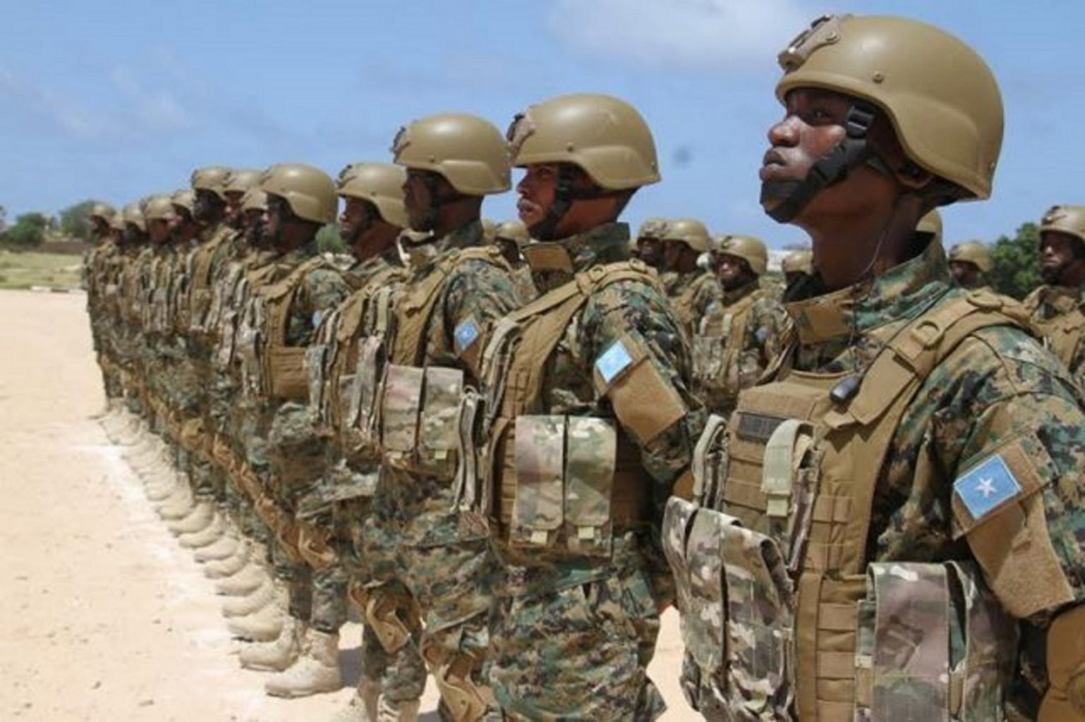 Somalia begins military reforms following rising terrorist attacks