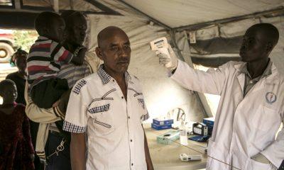 South Sudan confirms Ebola case near DRC border | News Central TV