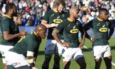 Springboks coach to 'split resources' for Australia, New Zealand games