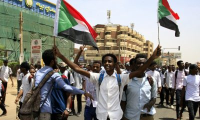 Students' death during rally stalls Sudan army-protesters talks
