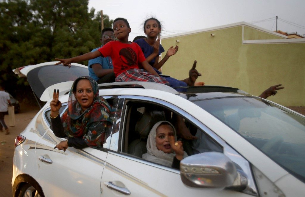 Sudan's protest leaders and military reach landmark agreement on governing council