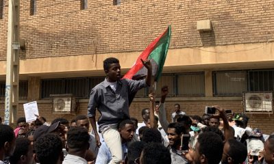 5 protesters killed in Sudanese town of Al-Obeid