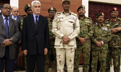 Talks between Sudan protesters and army rulers postponed indefinitely