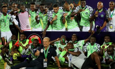 Nigeria wins AFCON third-place clash of eagles against Tunisia