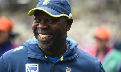 South Africa's head coach Ottis Gibson sacked