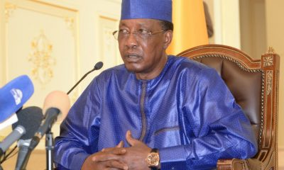 Chad President Idriss Deby declared a state of emergency in two eastern provinces