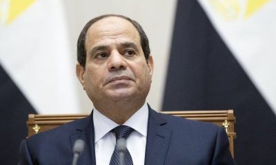 Sisi's judicial appointments spark fears in Egypt
