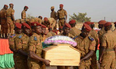 """Burkina Faso soldiers killed in """"major terrorist attack"""""""