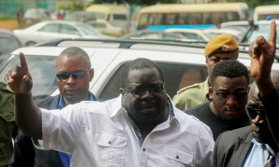 Zambia arrests opposition leader on charges of defaming President Lungu