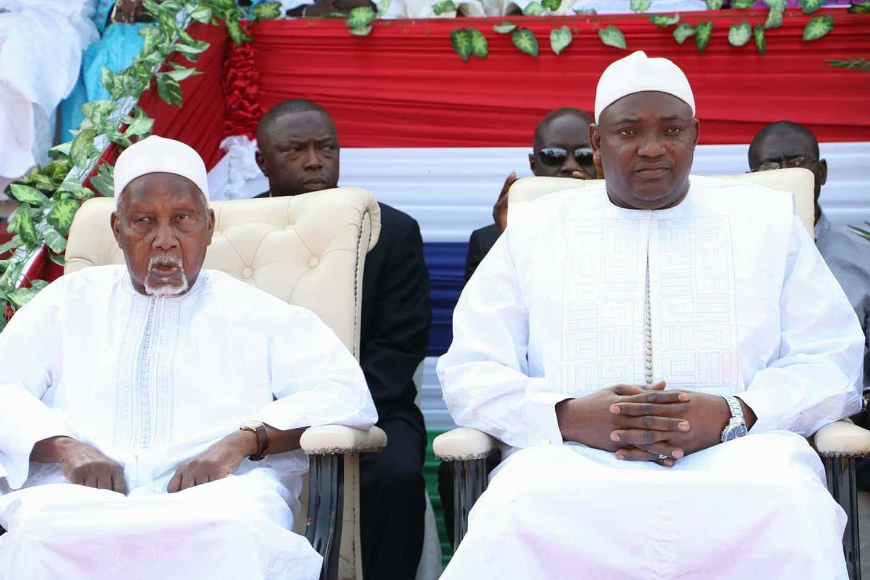 Gambia's first President, Dawda Jawara dies aged 95