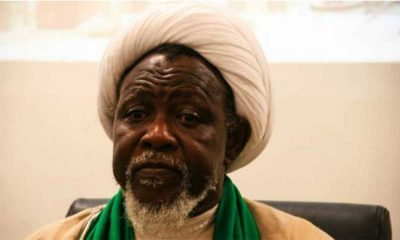 Shiite leader Zakzaky and wife leave Nigeria for medical treatment