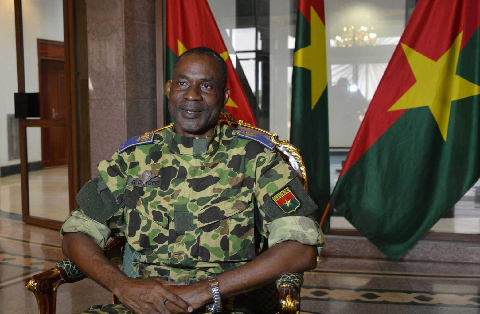 Burkina Faso court fixes date for coup trial verdict