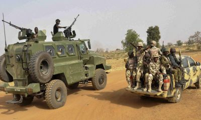 8 killed, several injured in ISWAP attack on Nigerian army base, village