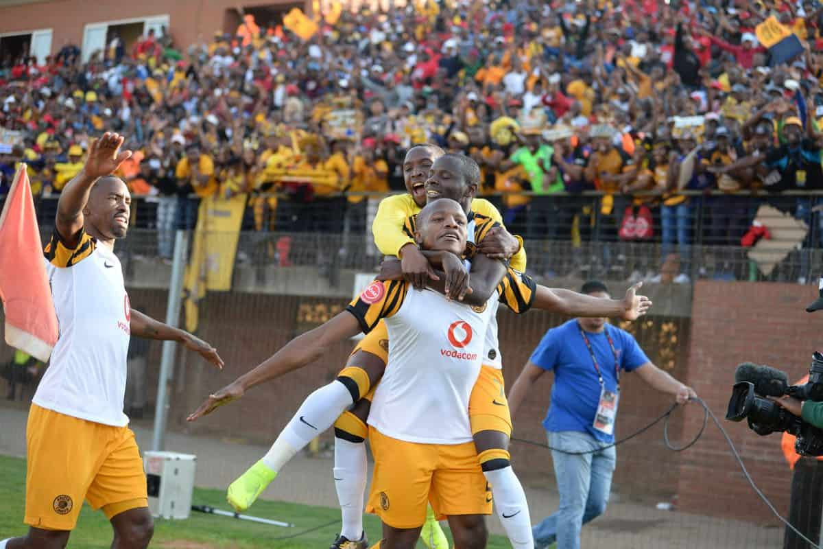 Manyama's brace secures win for Kaizer Chiefs