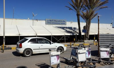 Libya suspends flights from Tripoli airport after rocket fire attack