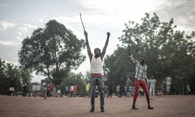 "Central African Republic's ""Ngbaba"" sport gets a second chance at revival"