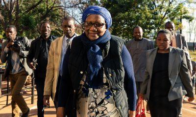 Zimbabwean President sacks Tourism Minister