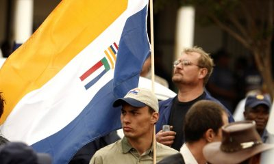 Court in South Africa bans display of apartheid-era flag