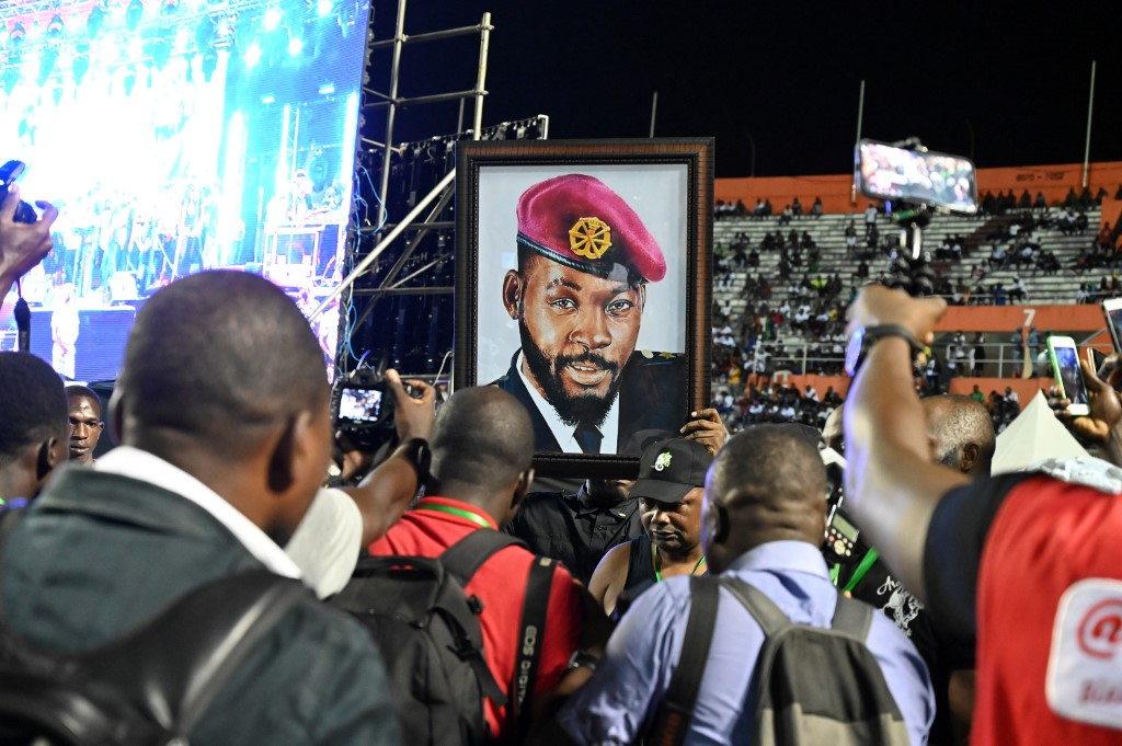 Cote d' Ivoire bids farewell to DJ Arafat with grand funeral concert