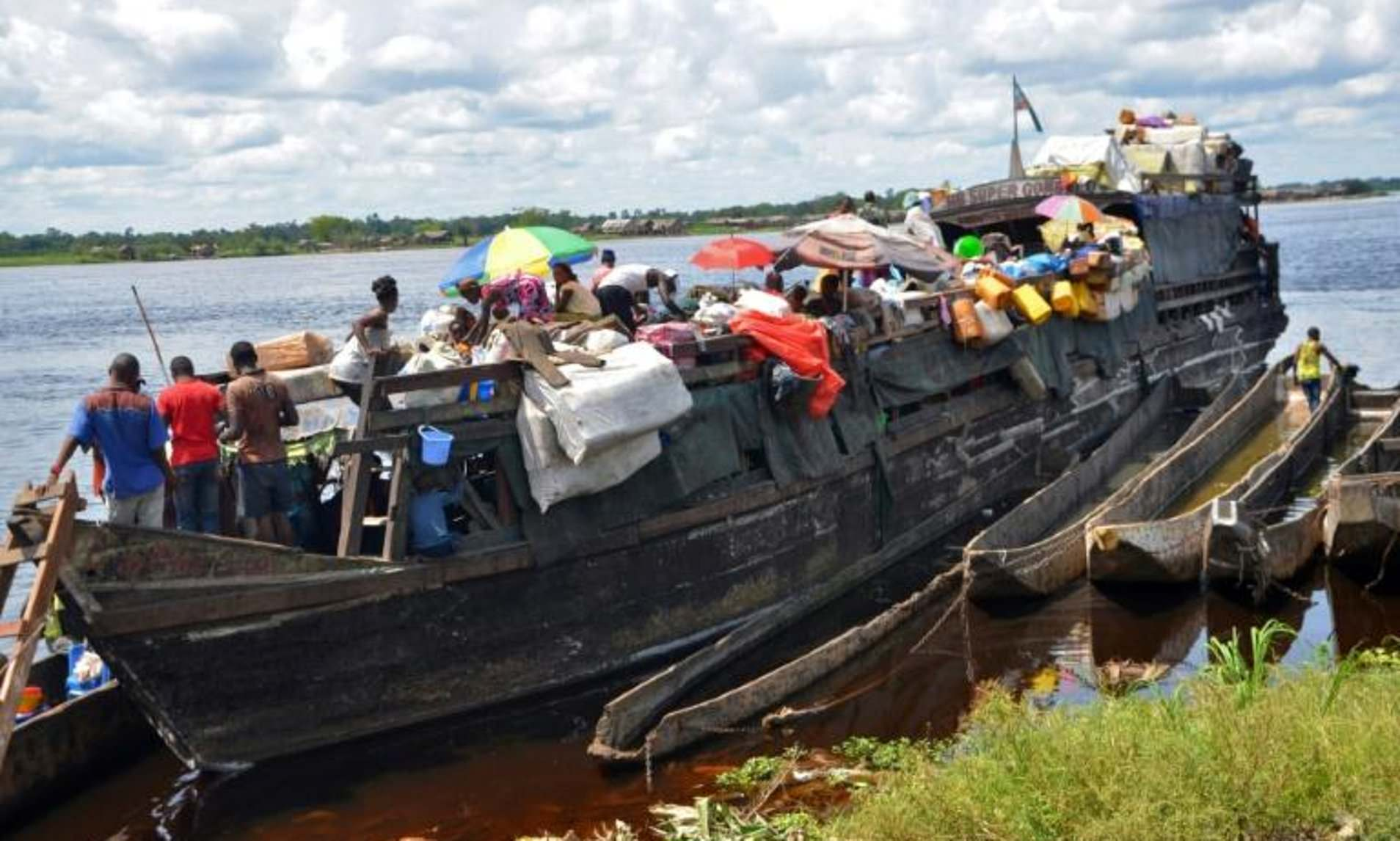 DR Congo boat accident claims 11 lives, dozens missing