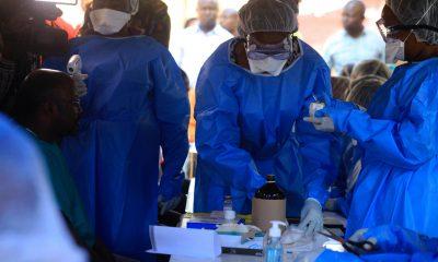 Burundi begins vaccination of frontier health workers against Ebola