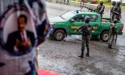 """Residents of Cameroon's Anglophone regions flee planned """"dead city"""" protests"""