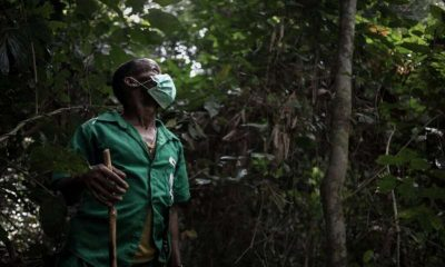 Poacher to protector: How C.A.R's hunter-turned gamekeepers are guarding endangered wildlife