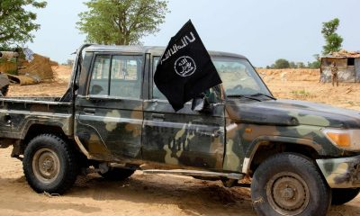 6 killed in female suicide bombing attack in Chad