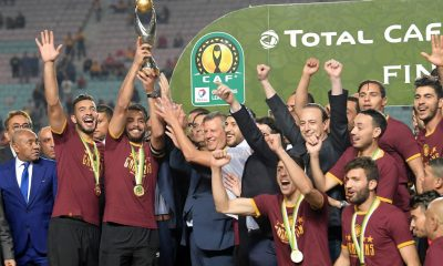 CAF declares Esperance winners of controversial African champions league