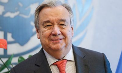 UN Secretary-General expresses solidarity with DR Congo during visit