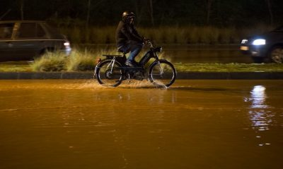 Flood kills 7 during a football match in Morocco