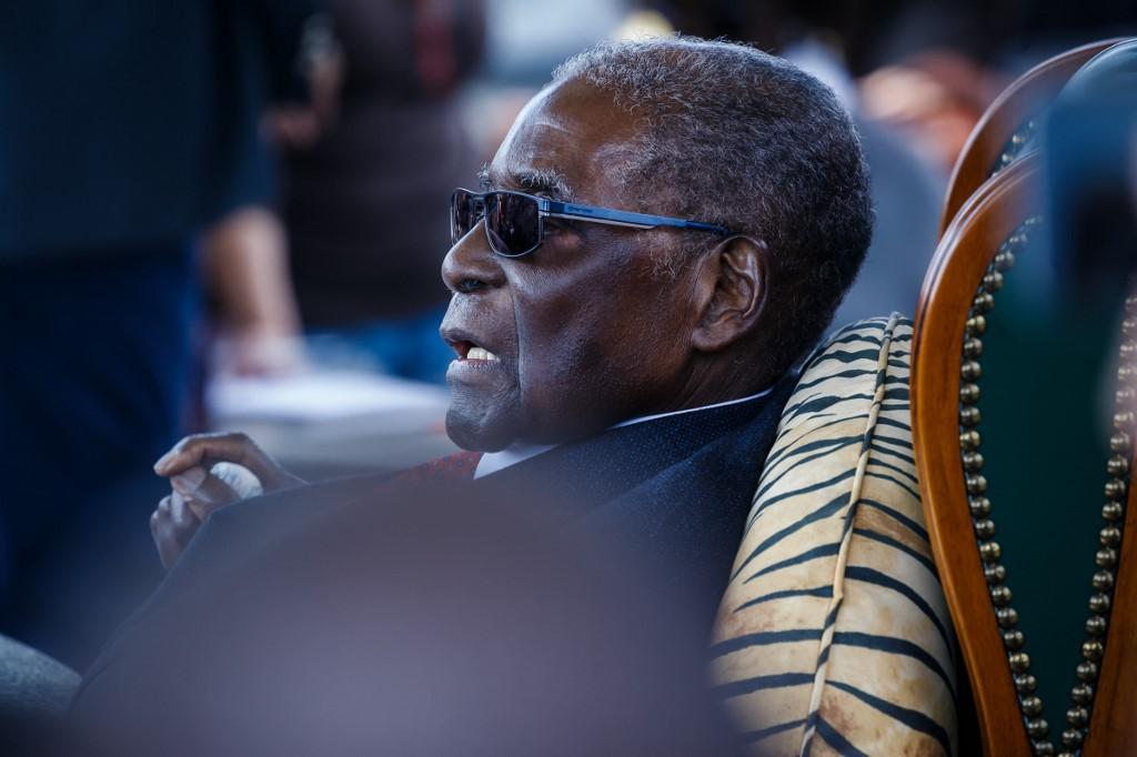 Zimbabwean President confirms Mugabe's hospitalisation in Singapore