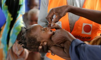 Nigeria achieves historic 3 years of polio-free status