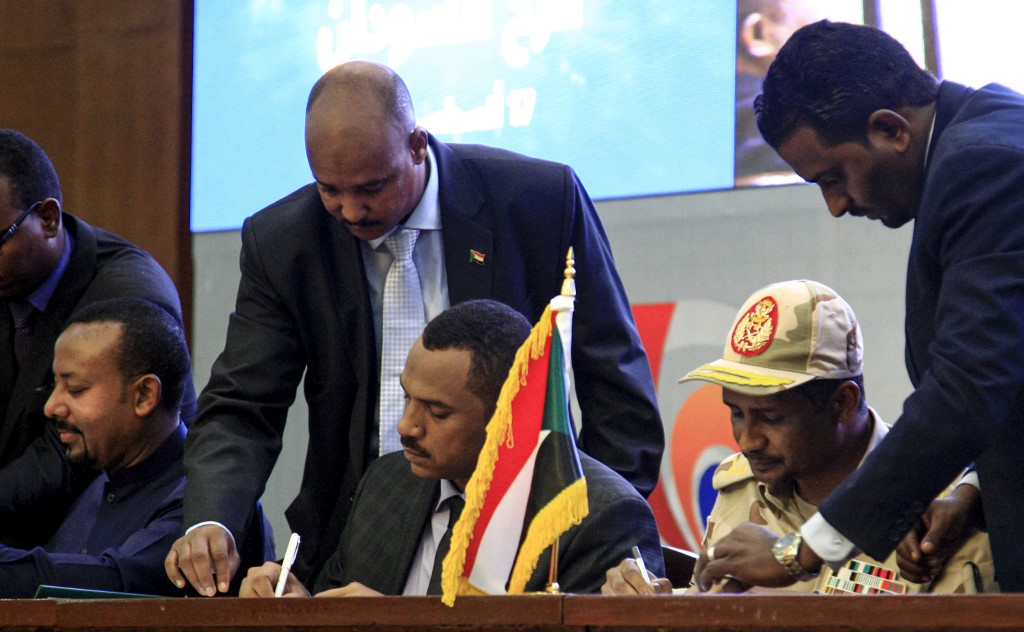 Sudan's new sovereign council faces delayed unveiling