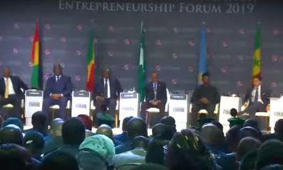 TEF Forum 2019: Empowering African Entrepreneurs | News Central TV