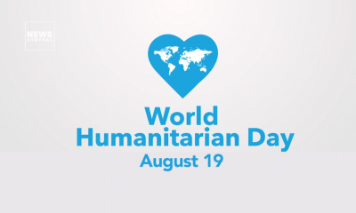 World Humanitarian Day 2019: The humans making the world a better place