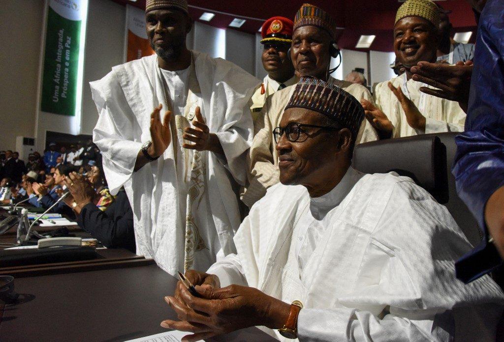 Buhari's First 100 days