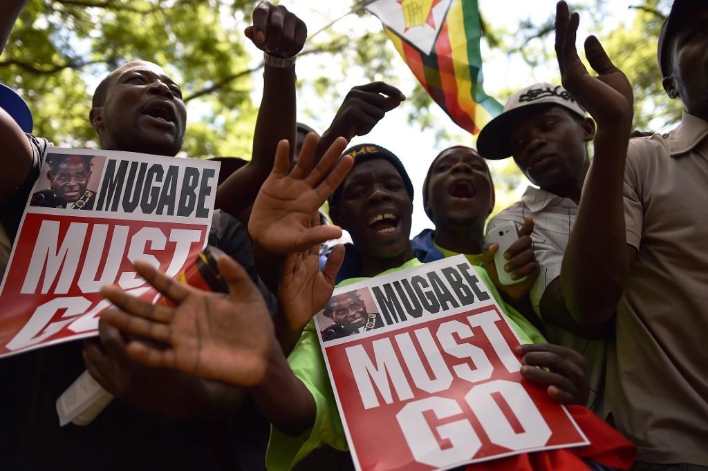 Zimbabwe Ex-President Robert Dies