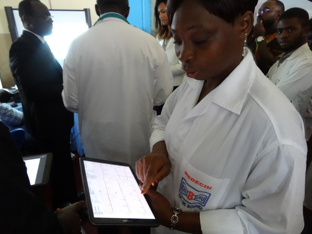 Telemedicine revolution in saving lives in Ivory Coast