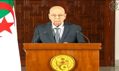 Abdelkader Bensalah announces Algeria Elections December 12